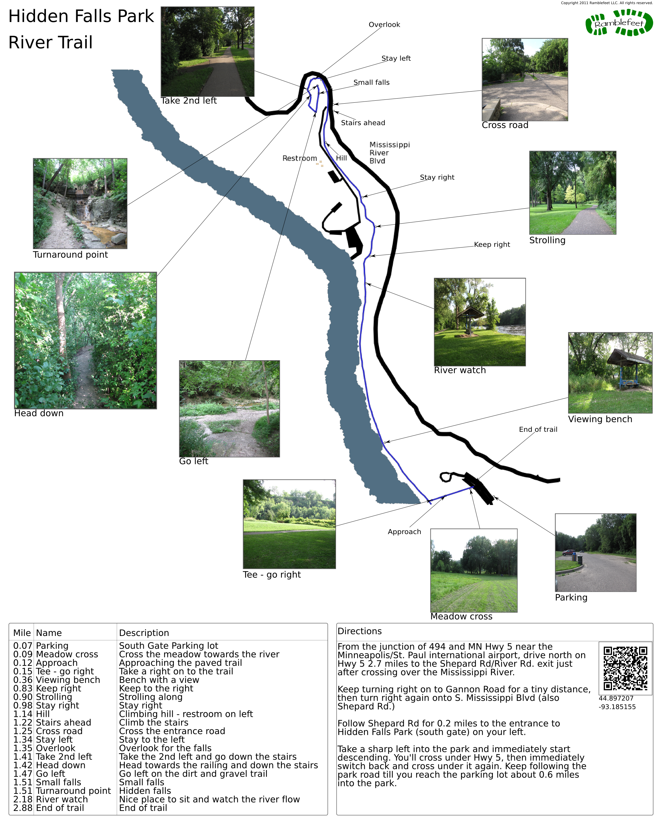 fort snelling state park trail map with Hidden Falls Park River Trail on  together with Location Of Fort Bliss as well Twin Cities Area Mountain Bike Trail further Minnehaha Creek Trail additionally Metro.