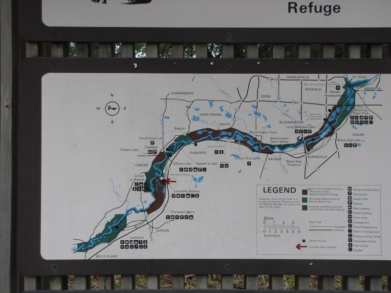 Photo Minnesota River NWR Louisville Swamp Unit Short